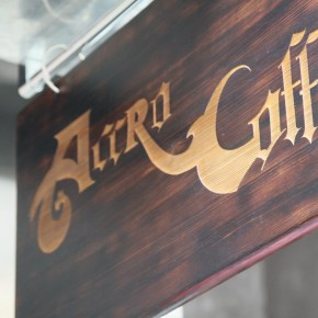 Accro Coffee Grand Opening