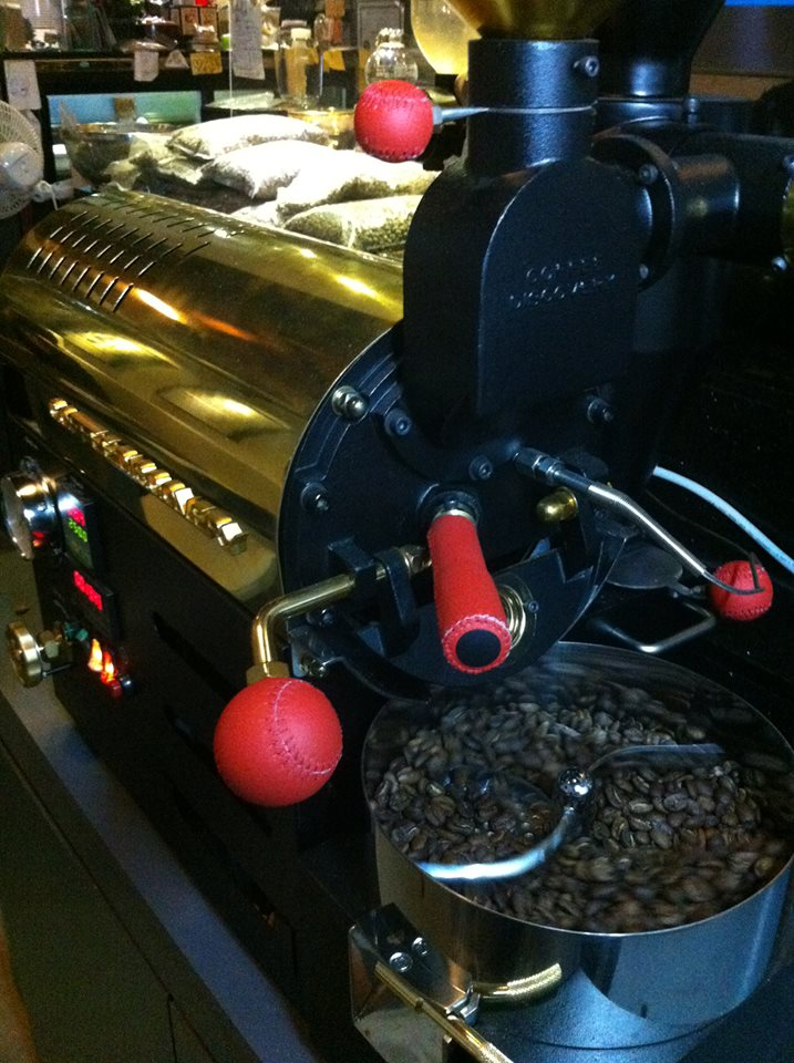 accro coffee hong kong coffee roasting