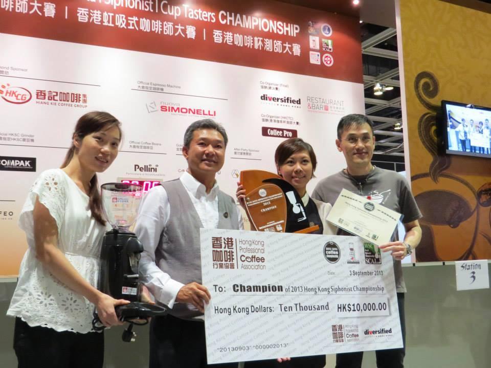 hong kong siphonist champion pinky