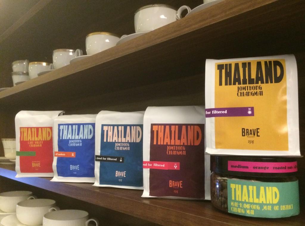 thailand coffee tasting